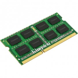 Memorie RAM notebook Kingston, SODIMM, DDR3, 4GB, 1333MHz, CL9, 1.5V