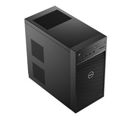 Precision 3630 Tower, 300W up to 85% efficient PSU (80Plus Bronze) no SD card reader, Intel Core i5-8600, 6 Core, 9MB Cache, 3.1