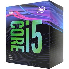 IN CPU Core i5-9400F Coffee Lake, BX80684I59400F, LGA 1151, 9MB SmartCache, 6 cores, 2.9GHz up to 4.10 GHz, Max Memory Size: 128