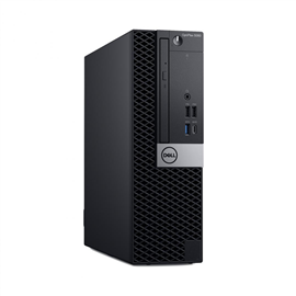 Desktop Dell OptiPlex 5060 SFF,Intel Core i5-8500 (6 Cores/9MB/6T/up to 4.1GHz/65W) supports Windows 10/Linux, Intel Integrated