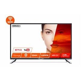 "LED TV HORIZON 55HL7530U, 55"" D-LED, 4K UHD (2160p) Very Narrow Design (12mm), CME 200Hz, DVB-S2/T2/C, HDR10, 1xLAN (RJ45), WiFi"
